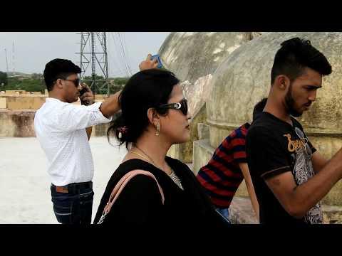 RAJASTHAN VLOG  PART-1| Jaipur |  Jal Mahal,Amer Fort,Jaigarh Fort,Nahergarh Fort and Wax Museum