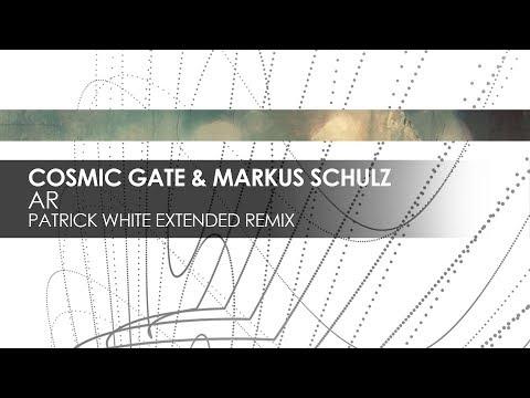 Cosmic Gate & Markus Schulz - AR (Patrick White Extended Remix)