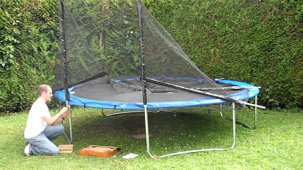 trampoline sixbros sport youtube. Black Bedroom Furniture Sets. Home Design Ideas