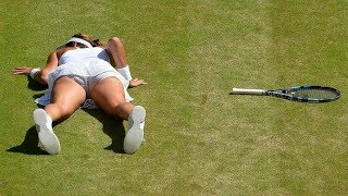 🔥hot and funny tennis moments wta part 2