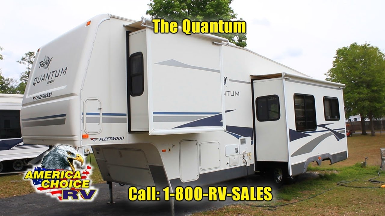2005 fleetwood quantum terry luxury fifth 5th wheel camper rv for rh youtube com Fleetwood Terry Travel Trailer 1998 Fleetwood Terry Travel Trailer