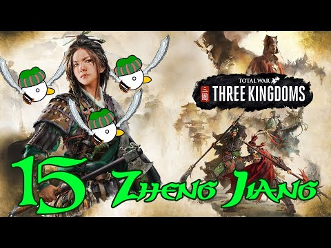 TOTAL WAR: THREE KINGDOMS - La Regina Bandito | Gameplay ITA #15