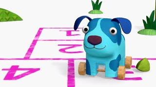Деревяшки - Лучшие игры деревяшек | Лучшие Мультфильмы для детей
