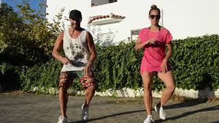 Sigueme y te sigo - Daddy Yankee - Ricardo Rodrigues - Judite Oliveira - Zumba Fitness - choreo