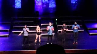 pentatonix - evolution of music, EJ thomas hall