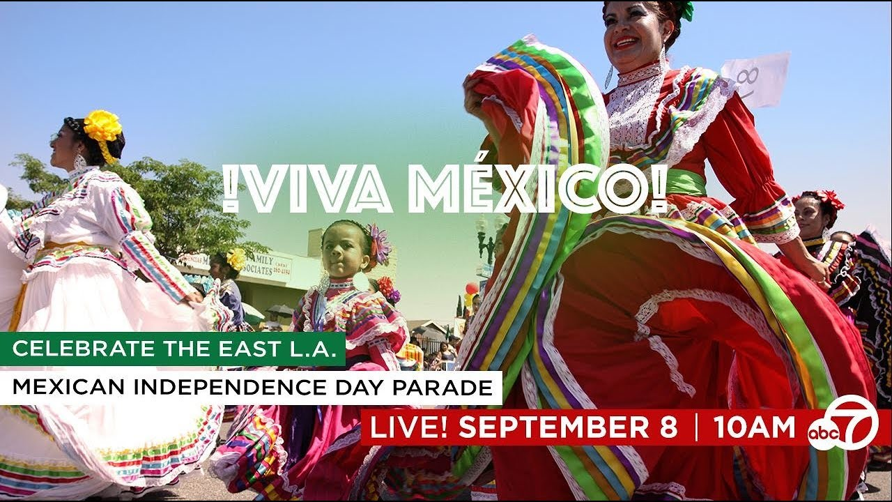 LIVE: 73rd annual East L.A. Mexican Independence Day parade  I ABC7