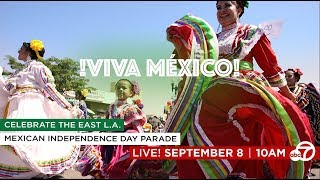 73rd Annual East L.A. Mexican Independence Day Parade I ABC7