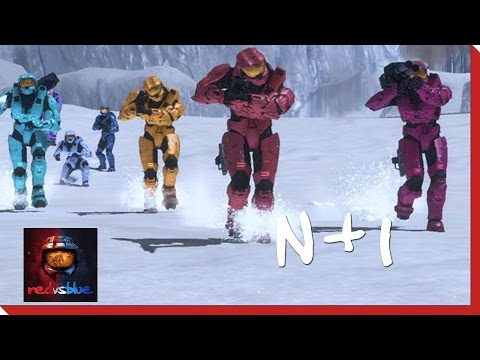 N+1 – Chapter 20 – Red vs. Blue Season 8
