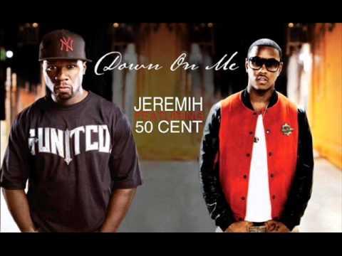 Jeremih Ft. 50 Cent - Down On Me (jurab Moombahton Bootleg)