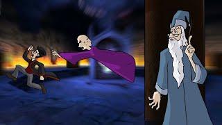 Смешные моменты Гарри Поттер и Филосовский камень IKOTIKA