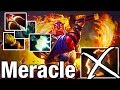 EMBER WITH OUT BATTLE FURY - Meracle - Dota 2