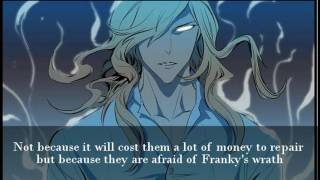 Noblesse: My Top 3 Reason Why I Love Frankenstein