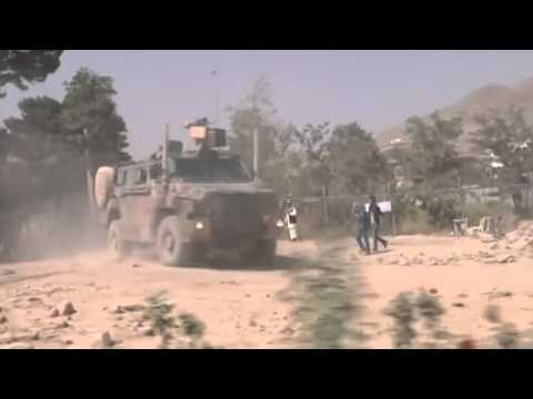Afghan soldier kills US general, wounds about 6.8.2014