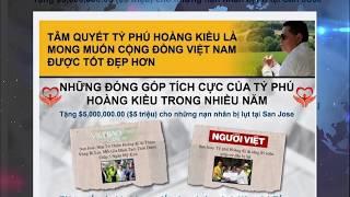 Lịch chương trình talk show Kiều Hoàng và recall