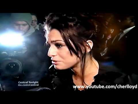 Interview with Cher Lloyd before her Homecoming Gig in Malvern X Factor 2010 HQ/HD