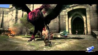 Dragons Dogma - Cockatrice Trailer