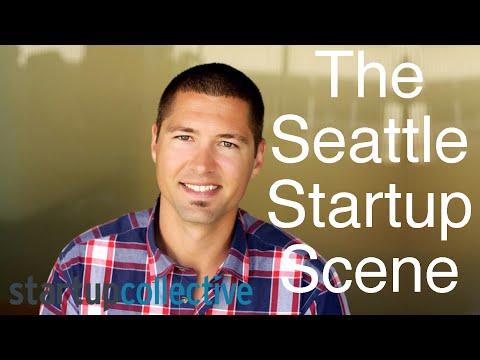 THE SEATTLE STARTUP SCENE