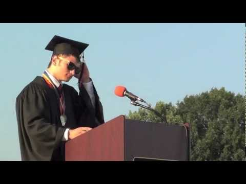 Pennsbury High School Graduation Speech,  Eric Bukowski