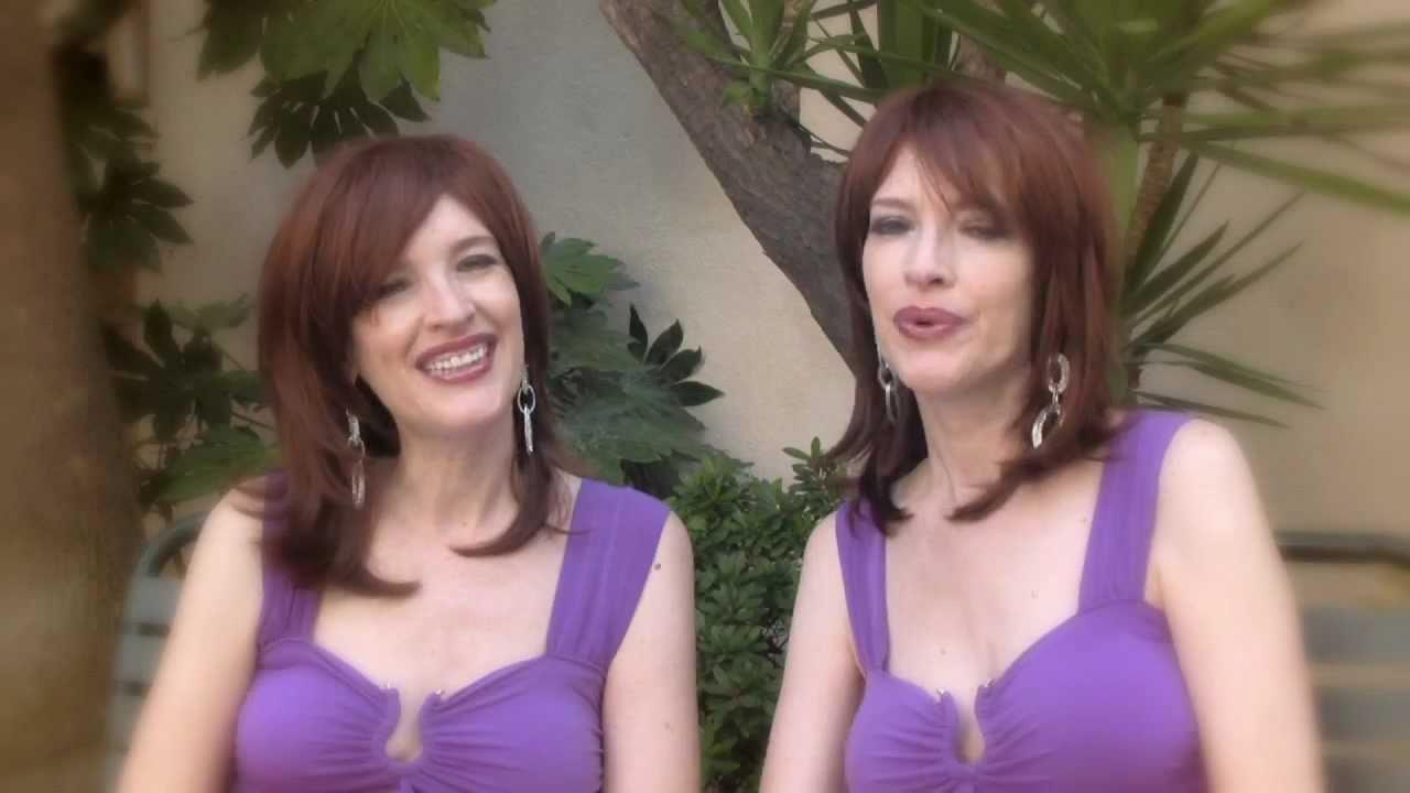 foto de The Psychic Twins make Prediction on La Fusion YouTube