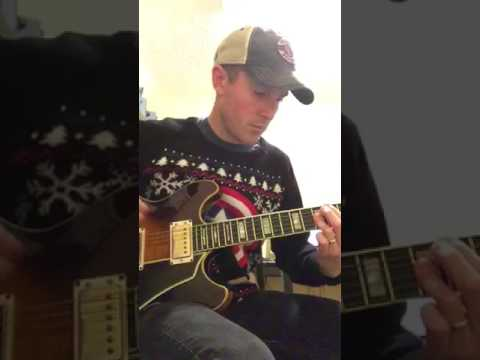 The Christmas Song solo guitar
