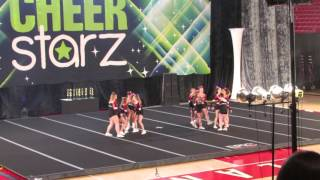 Cheerstarz Nationals 4/23/16 PA Heat Open Inferno 6