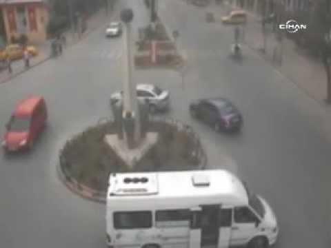 Trafik ihmalleri mobese kamerasına yakalandı. Polis Haber (polis.web.tr)