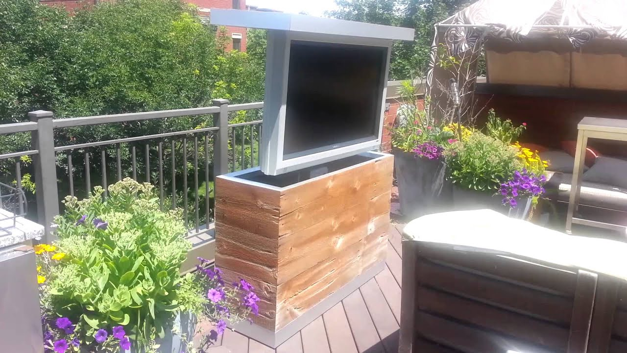 Outdoor tv backyard tv tv custom tv tv lift tv enclosure - Outdoor Tv Backyard Tv Tv Custom Tv Tv Lift Tv Enclosure 9