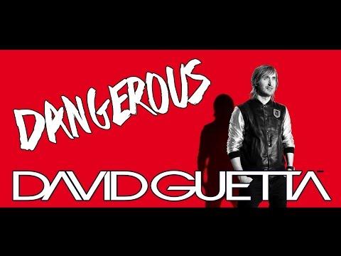 "David Guetta -  ""Dangerous"" by DCCM (Punk Goes Pop) Screamo Cover Metal"