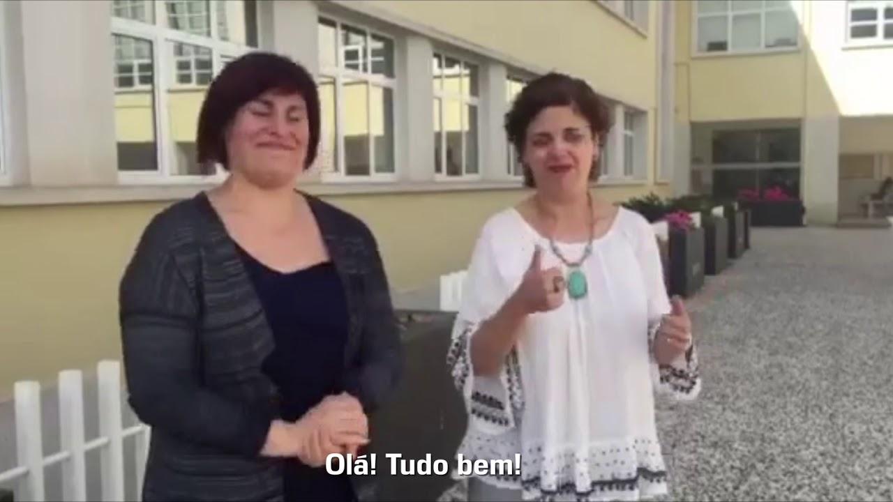 Olá amigos do Brasil!