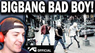 BIGBANG - BAD BOY M/V REACTION!