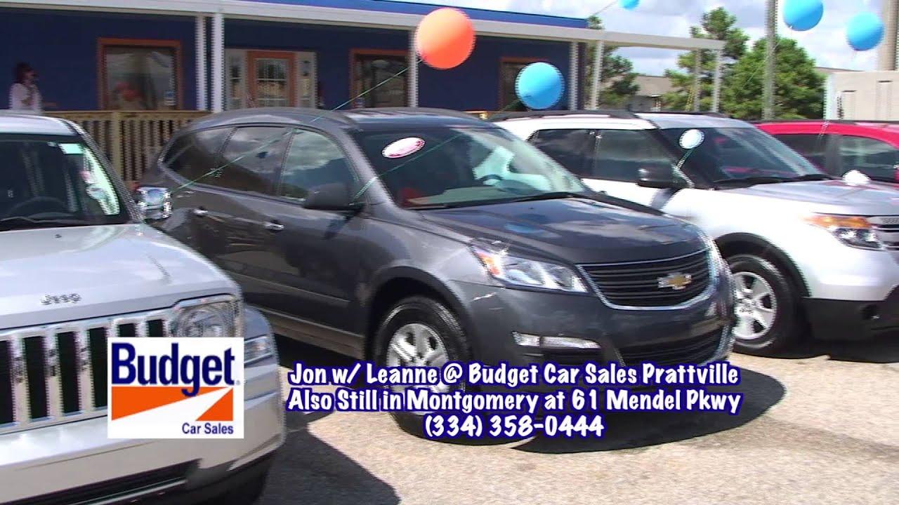 Bud Car Sales is NOW IN PRATTVILLE