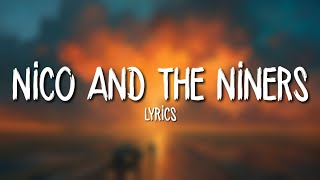 twenty one pilots nico and the niners lyrics