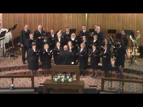 """""""I Dare To Be Different"""" - Royal Oak Salvation Army Songsters"""