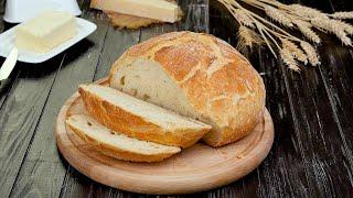 Домашний хлеб в кастрюле Рецепты от Со Вкусом