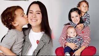Repeat youtube video เต็มอิ่ม! ครอบครัวอบอุ่นน่ารัก คุณพลอยไพลิน เจนเซ่น