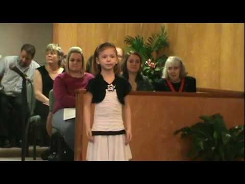 The Magic of Christmas Day by Celine Dion (perform by Lacie Strange) - YouTube