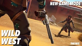 Download Video WILD WEST! New Game Mode! (FORTNITE) MP3 3GP MP4