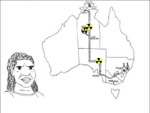 Talking About Uranium (Arrernte)