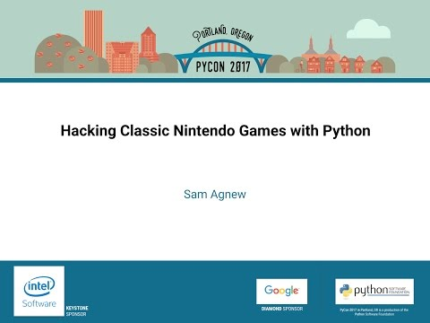 Image from Hacking Classic Nintendo Games with Python