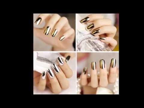 diy metal nails sticker