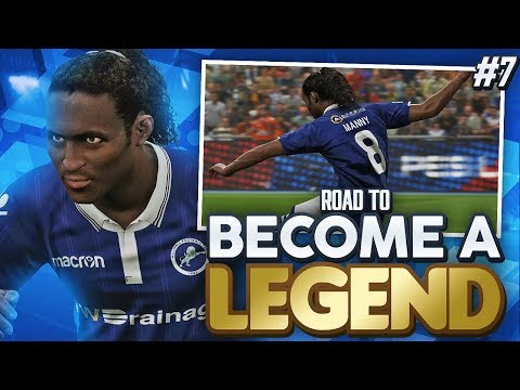 """ROAD TO BECOME A LEGEND! PES 2019 #7