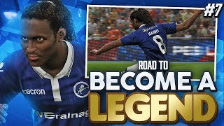 "ROAD TO BECOME A LEGEND! PES 2019 #7| ""THE GOAL KING?!"""