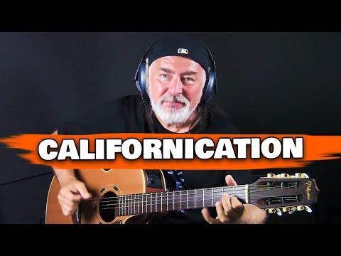 Caligornication 2020 – fingerstyle guitar cover