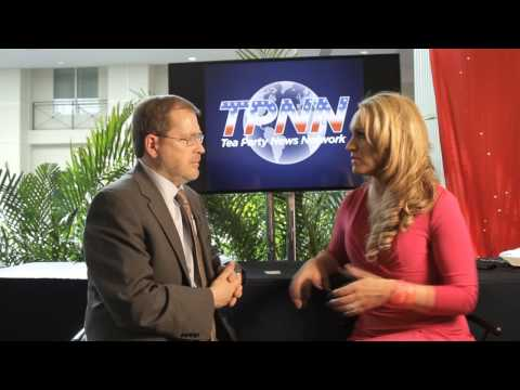 Interview with Grover Norquist, President of Americans for Tax Reform at CPAC 2013