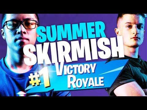 TOP 1 DE KINSTAAR & JBZZ !! SUMMER SKIRMISH x TWITCH RIVALS WEEK 6 EU - GAME 2 thumbnail