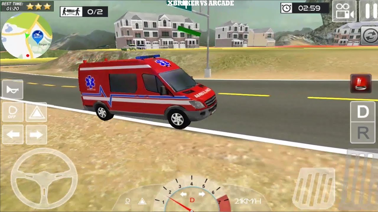 Ambulance & Helicopter SIM 2 Emergency Rescue - Android GamePlay FHD