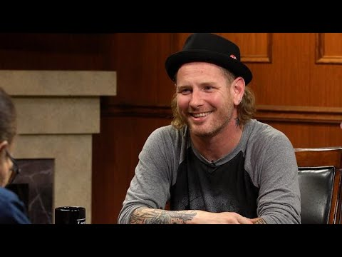 "Corey Taylor on a Kid Rock Senate bid: ""No"" 