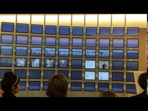 Art work at Deutsche Bank 1