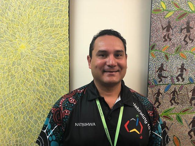 Karl Briscoe, CEO of the National Aboriginal and Torres Strait Islander Health Worker Association