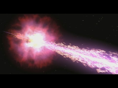 Watch the Powerful Explosions in the Universe Space Documentary